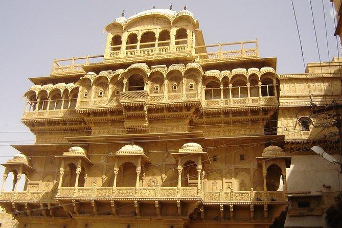 Private Transfer from Jaisalmer to Jodhpur