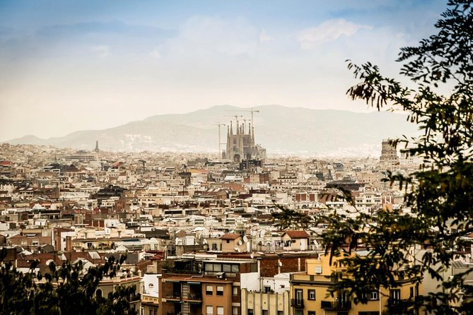 Private 8hour Barcelona Tour and La Roca Village with driver & guide w/ pick up