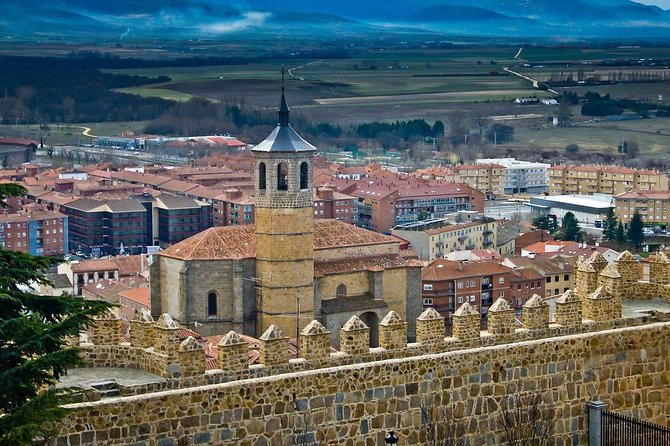 Private excursion to Avila from Madrid Hotel pick up w/ official guide in Avila