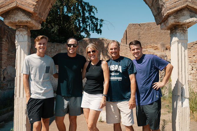 Ostia Antica Private Tour: from Rome by Train