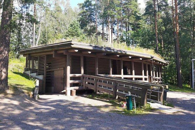 Experience a Finnish Smoke Sauna