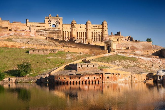 Forts and Palaces of Jaipur - Half-Day Sightseeing Tour