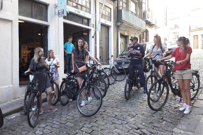 Sardinhas Electric Bike Rental