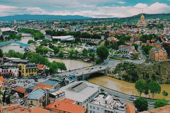 ✅✌️Private Tbilisi cultural City Tour with Lunch and Wine tasting