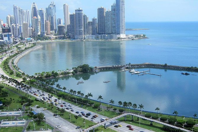Arrival Private Transfer Panama Pacifico Airport BLB to Panama City by Sedan Car