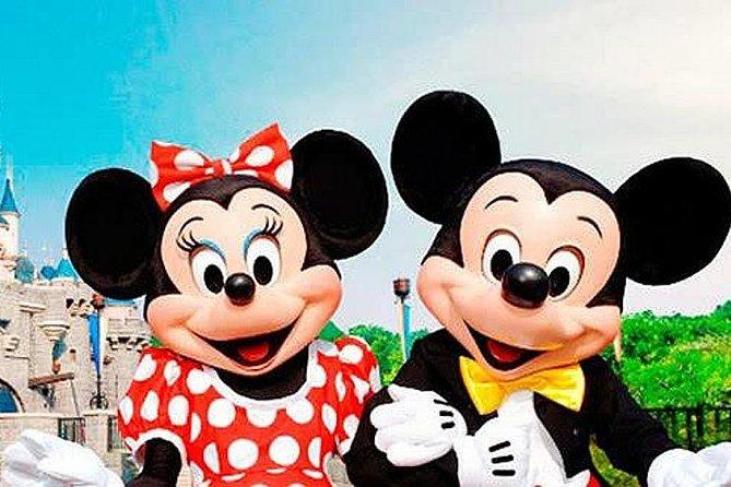 Private Transfer from Shanghai Disneyland to Shanghai Hongqiao Railway Station