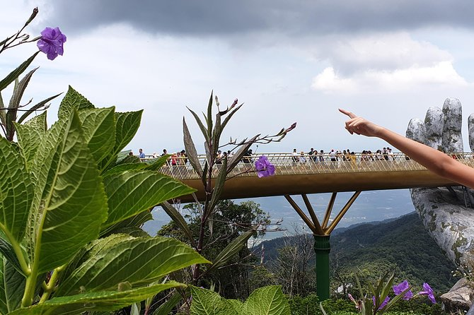Private tour to Bana hills from Hoi an city with tour guide