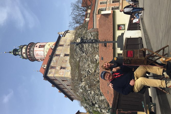 Cesky Krumlov - Medieval Pearl Tour, Private Guided Tour From Prague