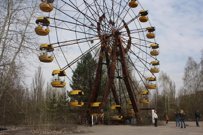 Private tour to Chernobyl Exclusion Zone photo 6