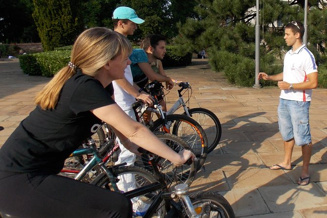 Cycling the parks, ride through the ages