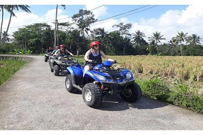 ATV Quad Biking Bali with Lunch