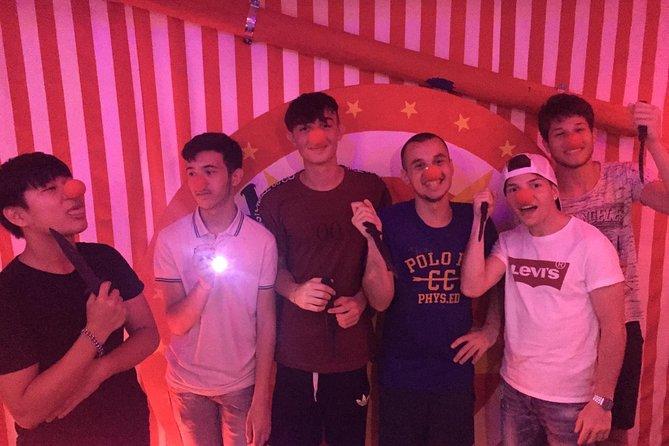 Escape Room Freak Show