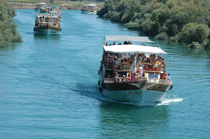 Manavgat Boat and Bazaar Trip from Alanya Area