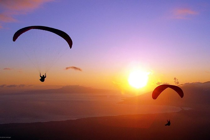 Paragliding Experience along the Turkish Coast from Alanya