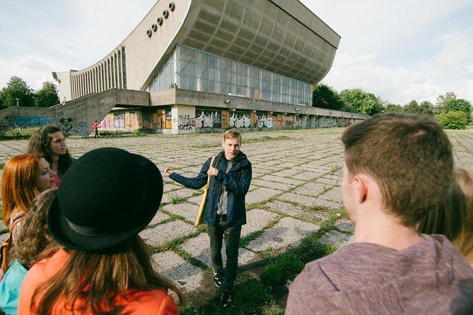 Regular walking tour of Soviet Vilnius
