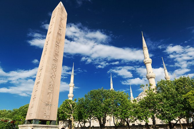 Full Day Private Historical Istanbul Tour