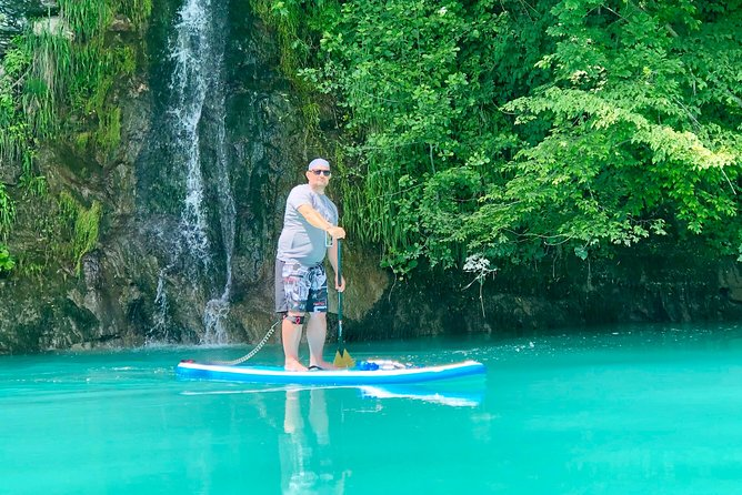 Paddle-boarding & Hiking - Active Day Tour to Soca Valley from Ljubljana
