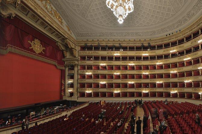 La Scala Theatre, Museum & Duomo guided tour in Milan