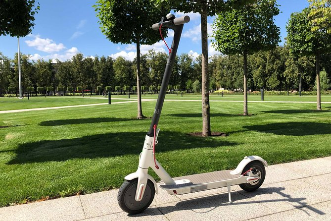 Electric scooters rent for 3 hours