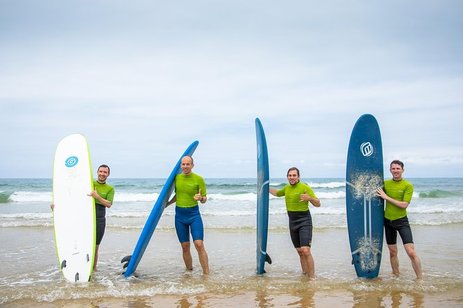 Surf & French language courses