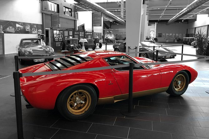 A Day of Motors - Ferrari, Maserati and Lamborghini museums - private tour photo 2