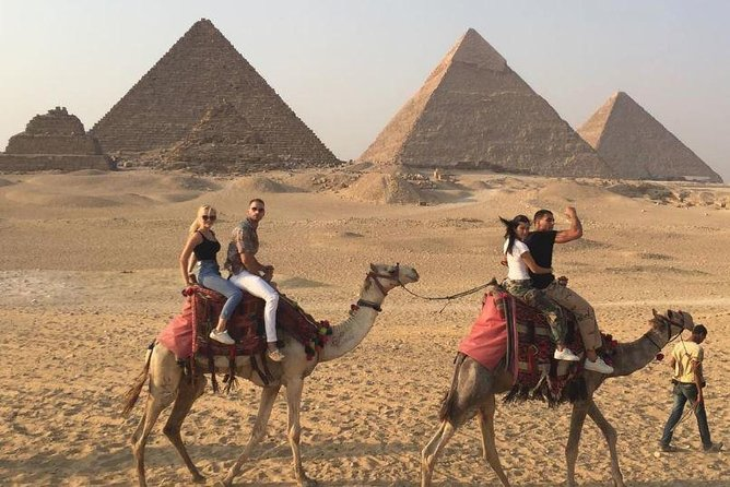 3 Days Cairo, Luxor, Aswan with Tours, Balloon, Abu Simbel by plane