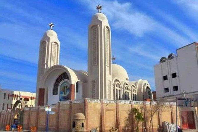 Hurghada city tour (old market, Coptic church, grand mosque, marina)