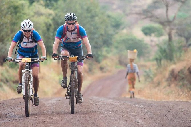 Cycling Chagga Tribe Experience (coffee making, hot lunch, waterfalls)