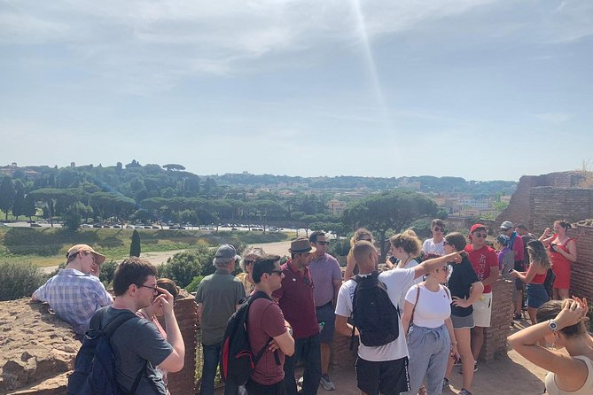 Ancient Rome: Colosseum, Palatine Hill and Roman Forum Tour