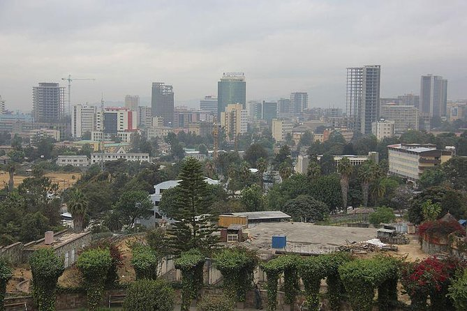 City tour of Addis, Transit in Addis by car