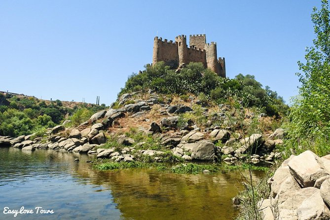 Full Day Tour - Templar Route (Almourol & Tomar)