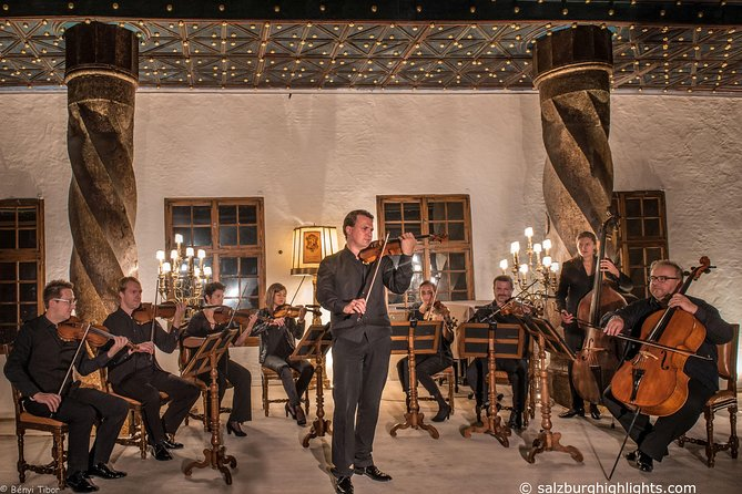 Best of Mozart Concert and GOLDEN VIP Dinner at Fortress Hohensalzburg photo 6