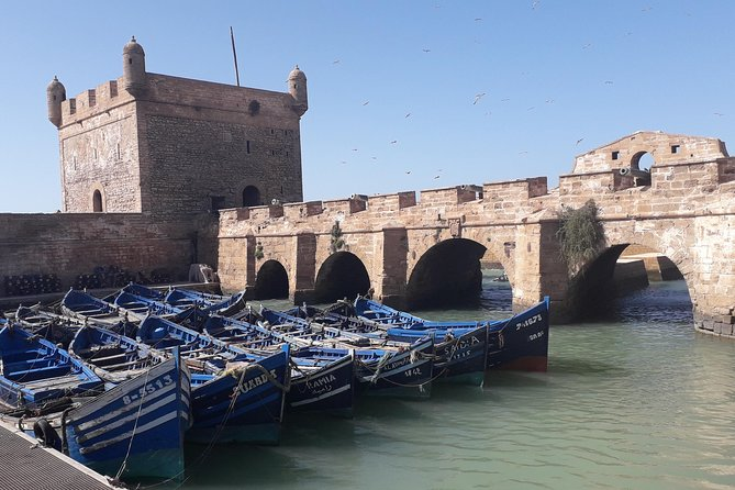 From essaouira to marrakech one way transfer
