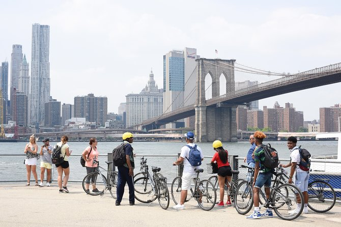 Brooklyn Bridge Bicycle Tour