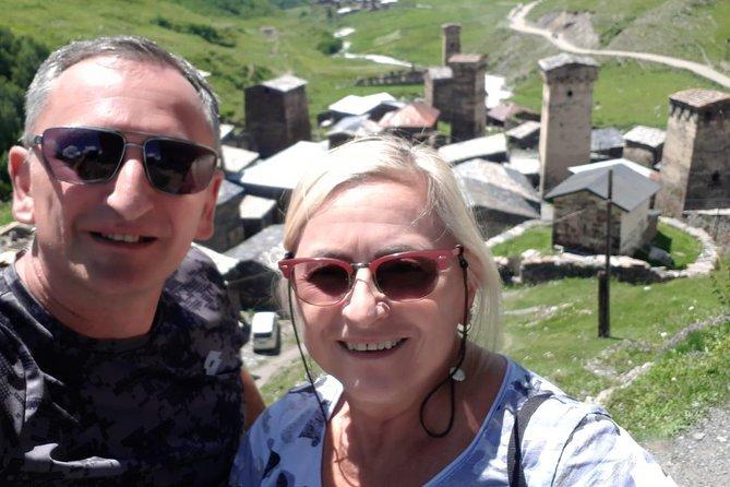 Trip to Svaneti for 3 days / 2 nights
