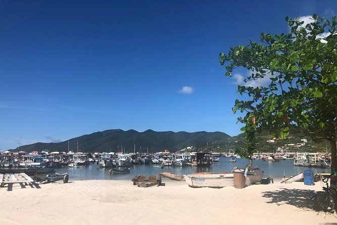 Transfer Rio / Buzios / Arraial Do Cabo / Cabo Frio / Angra dos Reis - 6 People