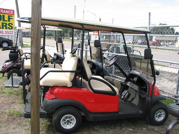 Golf Cart Adventure