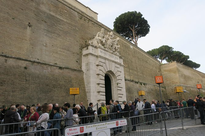 Vatican Museums, Sistine Chapel Guided Tour