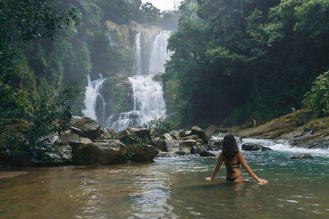 Nauyaca Waterfalls Experience