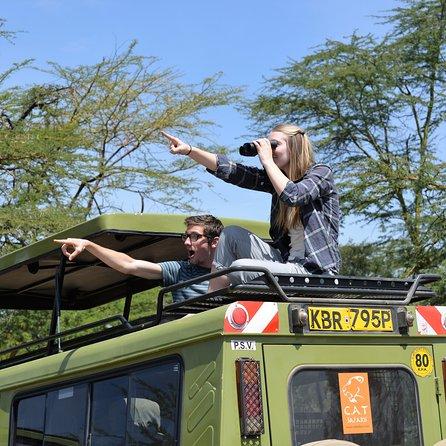 7 Days Magical Kenya Serena Safari