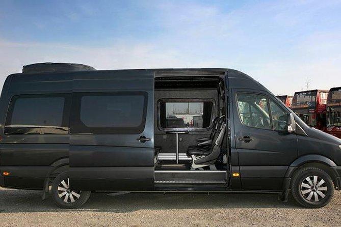 Private Minibus 13 Seater