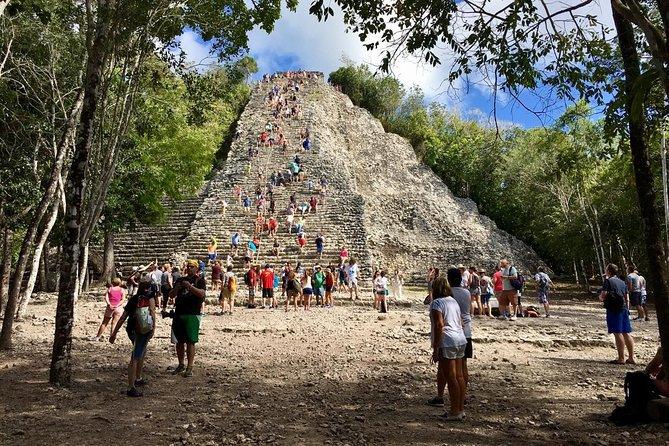 4x1 Tulum, Coba, Cenote & Playa del Carmen ( From Riviera Maya)