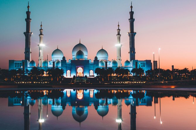 Excursão pela cidade de Abu Dhabi