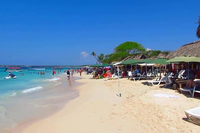 Pasadia Playa Blanca, Baru