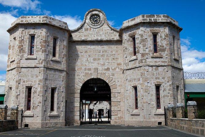 Historical Fremantle Prison