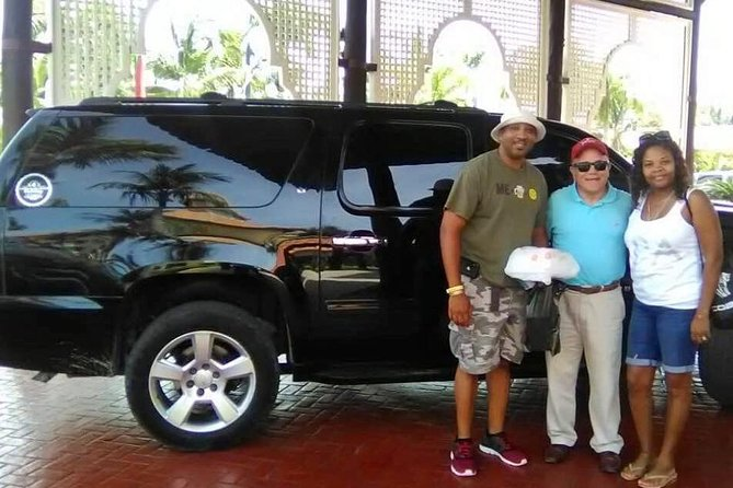 Private Punta Cana airport (PUJ) SUV Transfers to Romana & Bayahibe Hotels.
