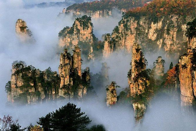 7-Day Beijing Zhangjiajie Tour to Great Wall and Glass Bridge