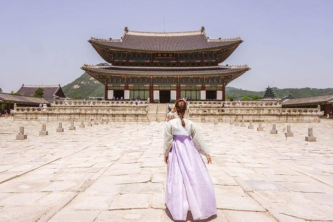 [Private] Seoul Historical Van Tour