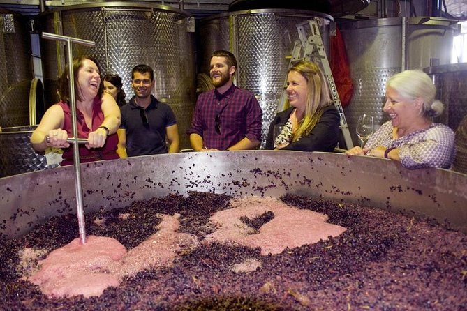 Mornington Peninsula Winery Tour Including Wine Tastings and 2-Course Lunch