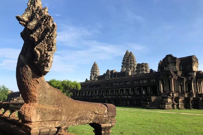 Explore Angkor Temples by Jeep photo 1